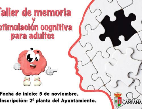 El Ayuntamiento programa de nuevo un taller para entrenar la memoria