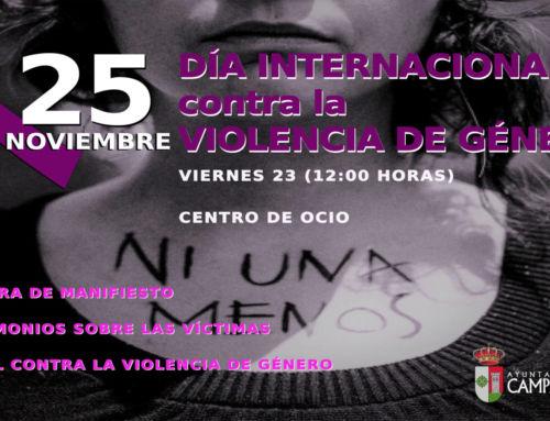 Acto contra la violencia de género