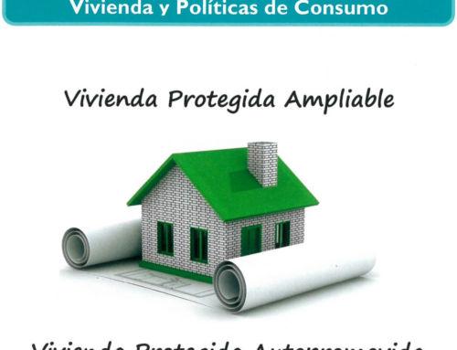 La Junta de Extremadura crea dos nuevas modalidades de vivienda protegida