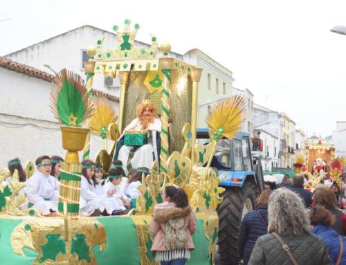 Abierta la inscripción para solicitar una carroza para la Cabalgata de Reyes Magos