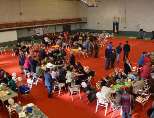 Cerca de 400 personas asistieron al Día del Mayor