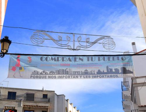 """Un total de 40 comercios se suman a la campaña """"Compra en tu Pueblo"""""""