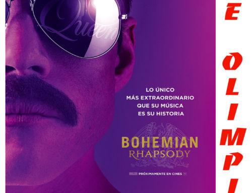El Cine Olimpia proyecta este fin de semana 'Bohemian Rhapsody'
