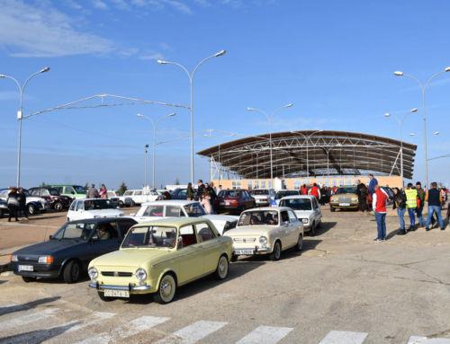 Los coches clásicos, protagonistas del fin de semana