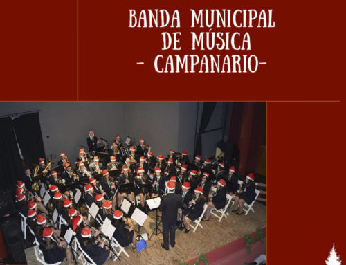 La Banda Municipal de Música celebra su concierto de navidad el día 30