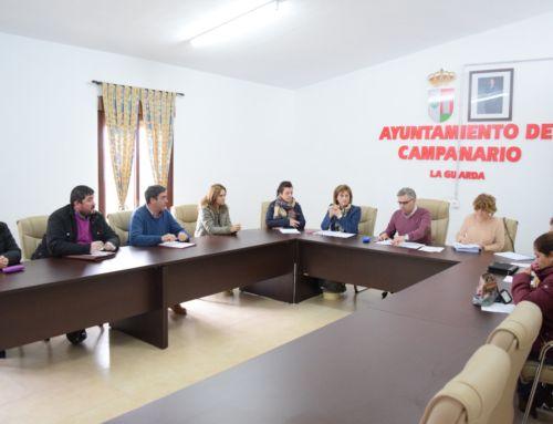 Aprobado el presupuesto del Ayuntamiento de Campanario para el año 2019