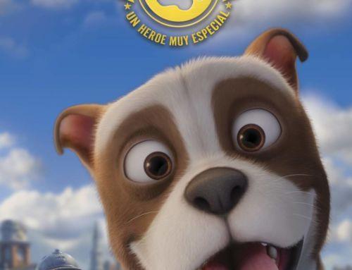 Cine de animación – 'Sargento Stubby, un héroe muy especial'