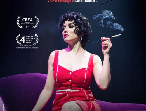 Un espectáculo rinde homenaje a Sara Montiel en Campanario