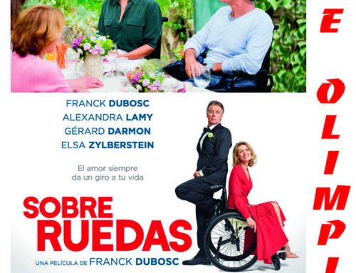 Este fin de semana llega al Cine Olimpia la comedia romántica 'Sobre ruedas'