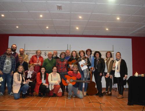 Gran acogida del Día de la Poesía en Campanario