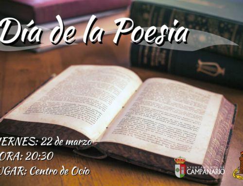 Día de la poesía 2019
