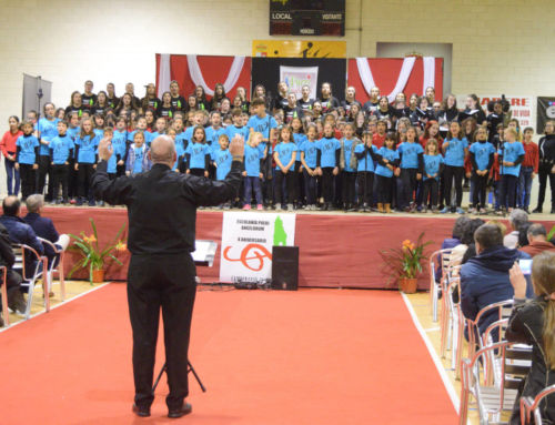 La Escolanía Pueri Angelorum celebró su décimo aniversario