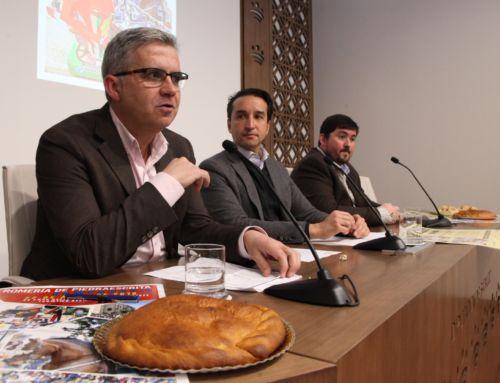 Campanario presenta su Romería de Piedraescrita en Diputación de Badajoz