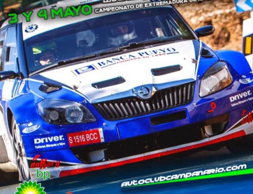 El VII Rally Campanario Interprovincial contará con 35 equipos participantes