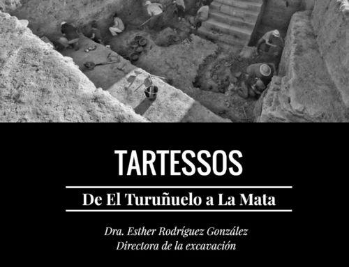 Conferencia sobre el Turuñuelo y la Mata en Campanario