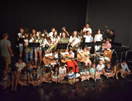La Escuela Municipal de Música clausura con éxito su curso 2018/2019