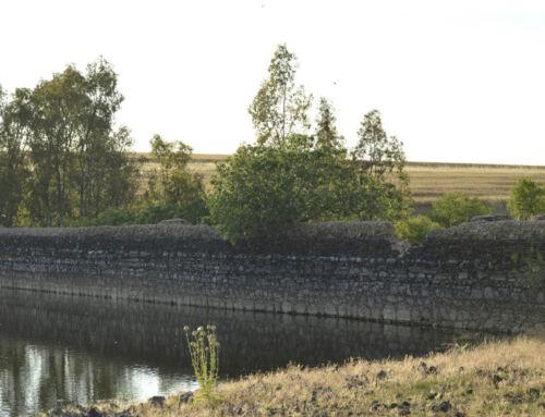 Aprobado el proyecto de adecuación del entorno y reparación de la Presa del Paredón
