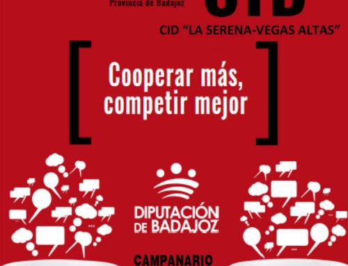 El centro de desarrollo de Campanario acoge el próximo 1 de agosto un networking sobre 'Canvas'
