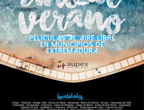 Cartelera Cine de Verano al aire libre 2019