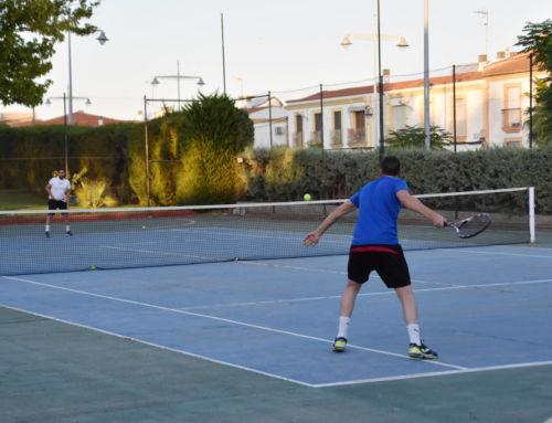 El Ayuntamiento habilita las reservas online de las pistas municipales de tenis