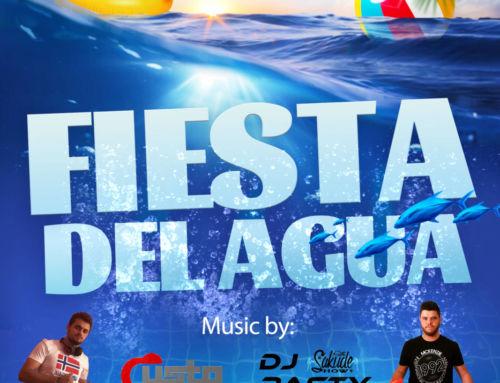 La programación cultural de Agosto en Campanario arranca con la Gran Fiesta del Agua Nocturna