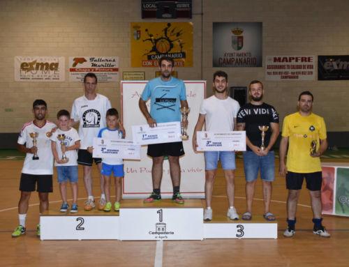 El equipo 'Kintana' gana la XI edición del Torneo de 24 Horas de Fútbol Sala de Campanario