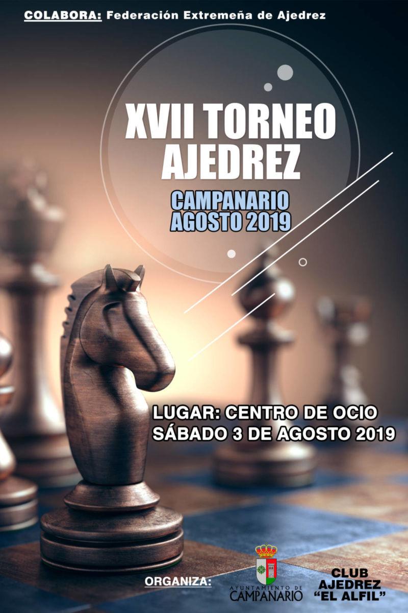 XVII Torneo Absoluto de Ajedrez en Campanario