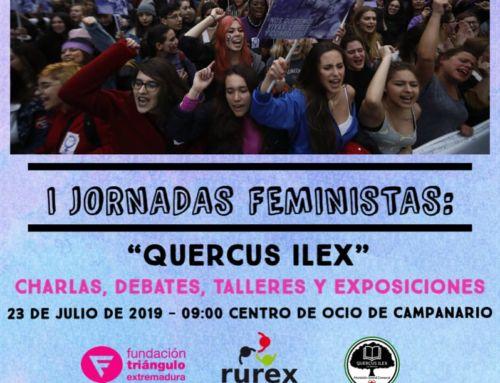 La Asociación 'Quercus Ilex' celebra unas jornadas sobre feminismo en Campanario
