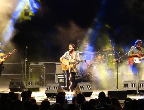 Excepcional actuación de 'El Canijo de Jerez' en Campanario