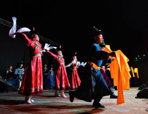 Campanario disfrutó de un exótico Festival Folclórico de los Pueblos del Mundo