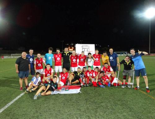 Los locales conquistan de nuevo el trofeo 'Villa de Campanario'