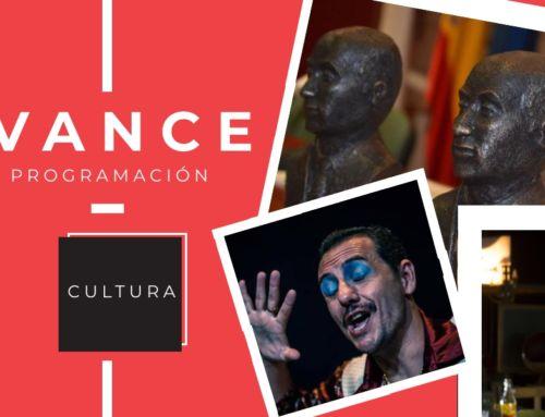 Avance de la programación cultural de Campanario