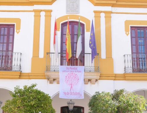 El Ayuntamiento de Campanario conmemora el  Día Mundial contra el Cáncer de Mama
