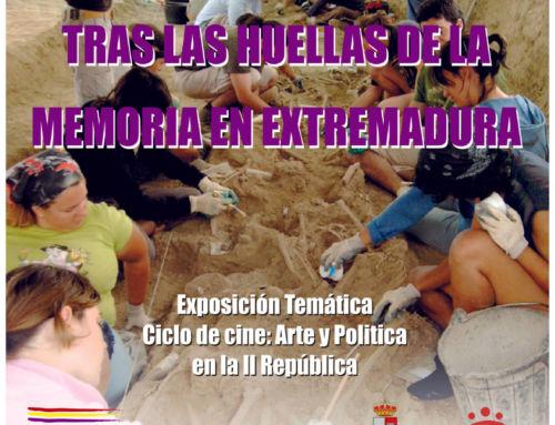 Campanario acoge la exposición 'Tras las huellas de la Memoria Histórica'