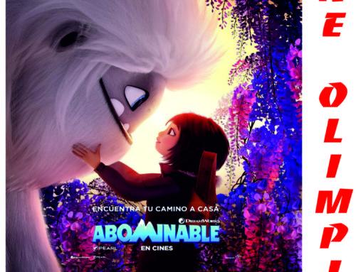 Los peques disfrutarán este fin de semana de la película 'Abominable'