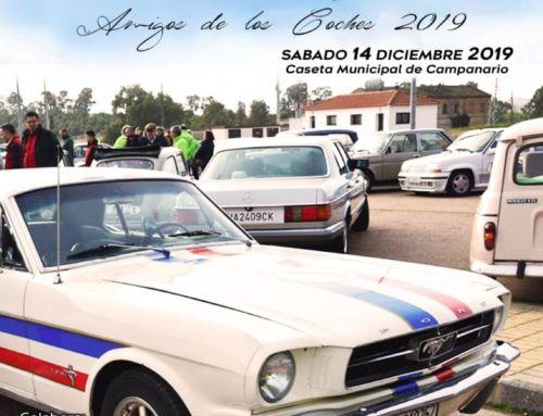 VII Concentración de coches clásicos en Campanario