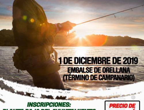 Nueva edición del 'Concurso de pesca de lucio Campanario'