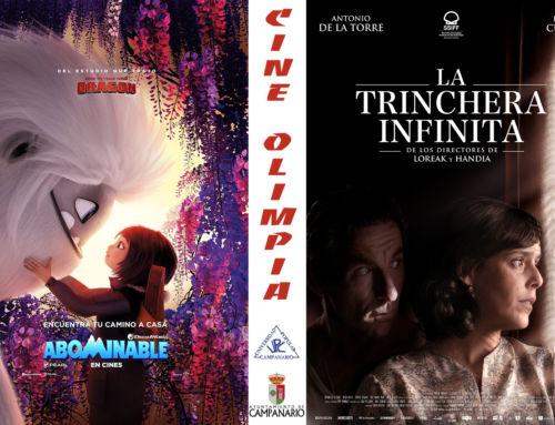 'Abominable' y 'La trinchera infinita' en la cartelera de diciembre