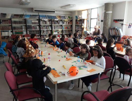 Campanario celebró Halloween con talleres y una fiesta de disfraces