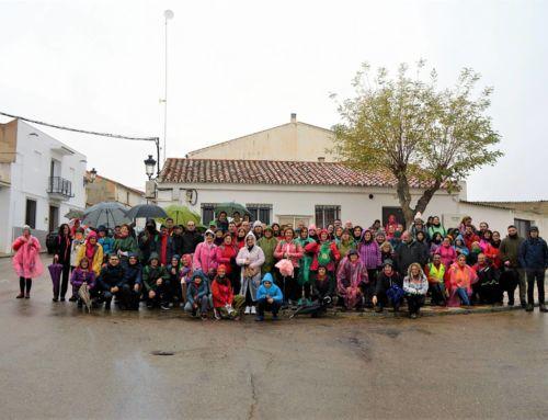La III Ruta Gastronómica del Puente de Isabel II congregó a más de 130 senderistas