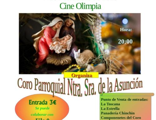 El coro parroquial de Campanario ofrece un concierto en el Teatro Olimpia