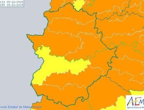Alerta Amarilla y Naranja en Campanario por fuertes vientos y lluvias