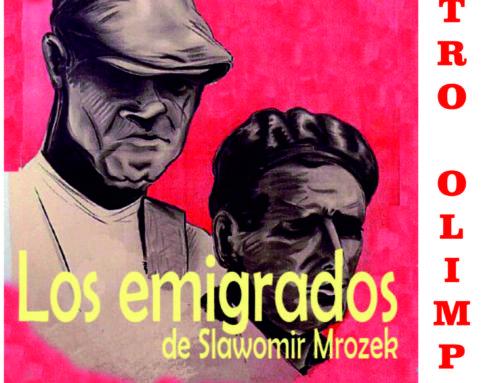"""Franz Gómez presenta en Campanario la obra """"Los Emigrados"""""""