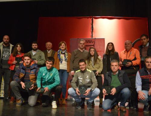 Campanario galardonó a sus mejores deportistas en la II Gala del Deporte