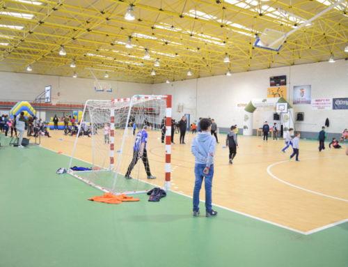 Los peques disfrutan del IV Día del Deporte Infantil