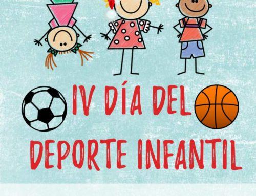 Multitud de actividades en el IV Día del Deporte Infantil