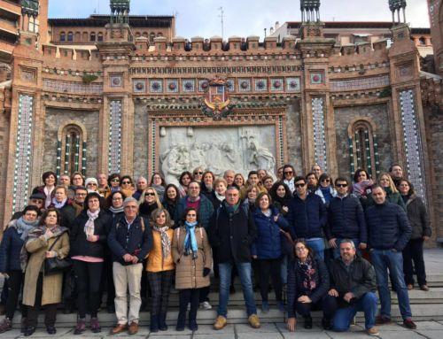 El Ayuntamiento organizó con éxito un viaje cultural a Aragón