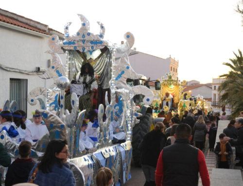 Galería Cabalgata Reyes Magos 2020