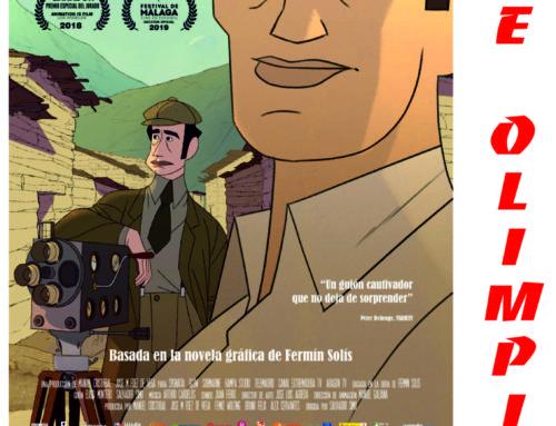Avance: Buñuel en el laberinto de las tortugas en el Cine Olimpia