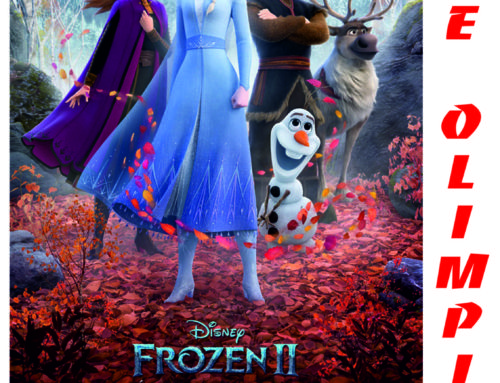 El Cine Olimpia proyecta Frozen II para toda la familia